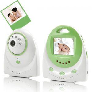 2.4 LCD pantalla port¨¢til Baby Monitor 1/4 CMOS de la c¨¢mara