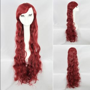 39.37 Inch Full Long Curly Cosplay Wig Henna