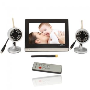 Kit Baby Monitor inal¨¢mbrico de 2