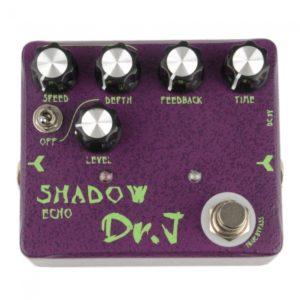D54 Shadow Echo Efecto Pedal de distorsi¨®n Purple