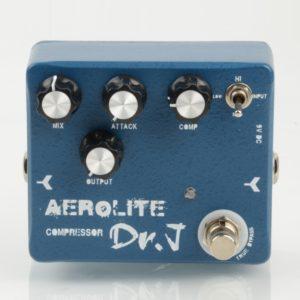 D55 Aerolite Comp Distorsi¨®n del efecto del pedal Azul