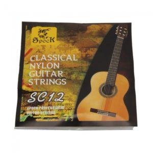 Guitarra SC12 Spock Profesional Cuerdas