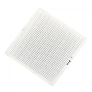 0.45mm Universal Directly Heated Stainless Steel Stencil Mesh Net Silver