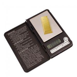 100g x 0.01g 808 LCD mini escala de la joyer¨ªa digital port¨¢til