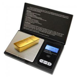 100g x 0.01g LCD Balanza digital de bolsillo joyer¨ªa con apagado autom¨¢tico