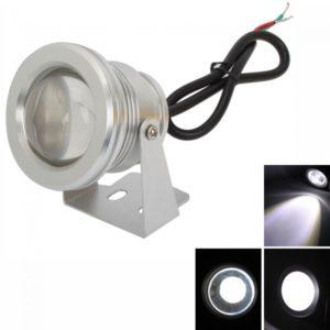 10W 12V Pure White Light Underwater LED Pool Fountain Light