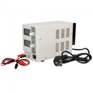 20V 2A DC fuente de alimentaci¨®n Digital ajustable Regulado 2002A
