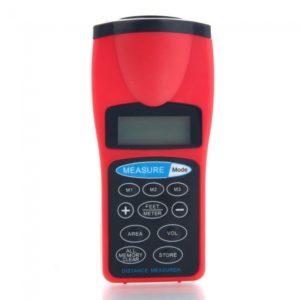 CP3003 30m port¨¢til ultras¨®nico medidor de la distancia del metro del probador de Red