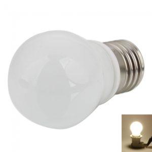 P4501 E27 4W 3000-3200K 6 SMD luz blanco c¨¢lido bombilla LED de 100-240V