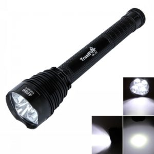 TrustFire CREE XM LT6 5 LED 30W 4500LM 5 modo de linterna LED antorcha