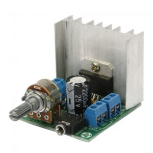 03160162M 2.0 Dual Track-M¨®dulo Amplificador de Potencia