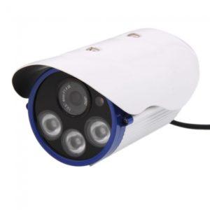LED Wireless conjunto de c¨¢maras a prueba de agua P¨ªxeles 1.3M 3 infrarrojo Blanca