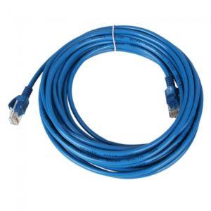 7.5m CAT5 RJ45 de red Ethernet por cable azul