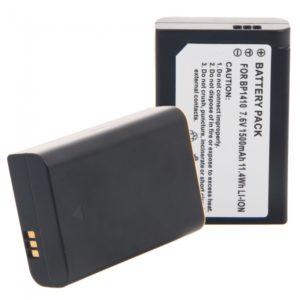 7.6V 1500mAh 11.4Wh BP1410 bater¨ªa para Samsung NX30 WB2200F c¨¢mara