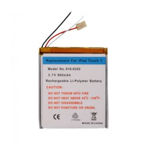 900mAh 3.7V bater¨ªa para el iPod Touch + Herramientas