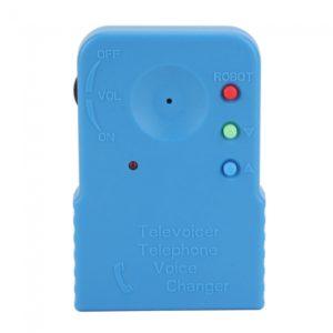 Voice Changer con LED indicatior portable de la novedad