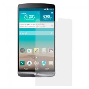 PET Shiny Screen Protective Film for LG G3 Transparent