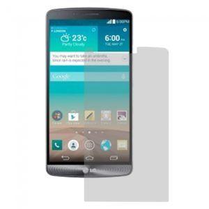 Reliable PET Anti-peeping Screen Protective Film for LG G3 Transparent