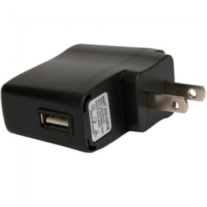 USB Cargador Universal Head para MP3 MP4 Negro