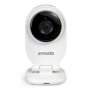 Zmodo 720P HD Wireless Two-Way Audio WiFi Network Indoor IR Security IP Camera