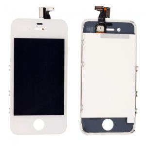 LCD Touch Screen Replacement for iPhone 4 GSM Version White