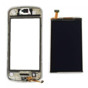 LCD y pantalla t¨¢ctil para Nokia N97 blanco con Herramientas