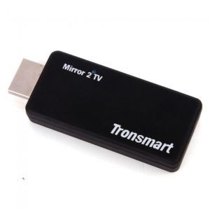Tronsmart T1000 Mirror 2 TV Miracast/DLNA/EZCAST with Dongle Black