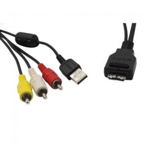 USB AV Cable for Sony DSC VMC MD2