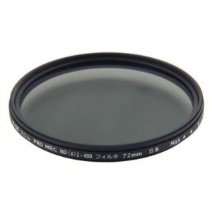 Y + H 72mm de densidad neutra ND2 a ND400 Camera Lens Filter