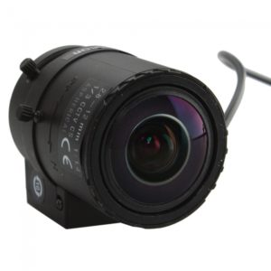 (2.8-12mm) Lente focal variable Manual para la c¨¢mara de CCTV