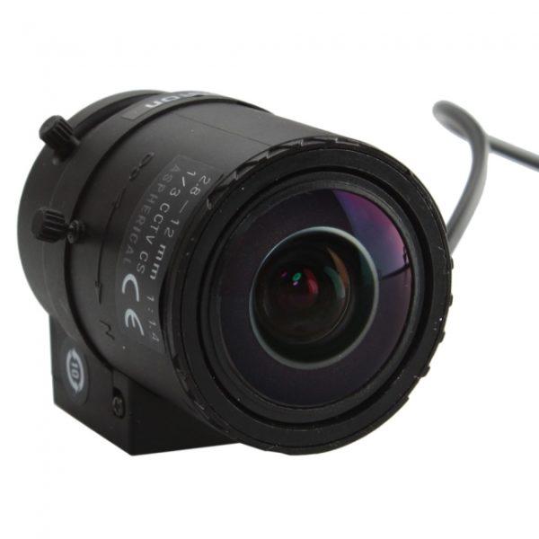 (2.8-12mm) Lente focal variable Manual para la c¨¢mara de CCTV