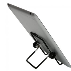 6-7 Universal Tablet PCs Stand for Tablet PC Black