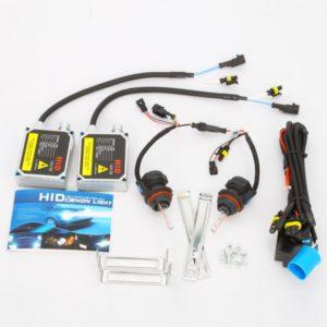 9004H / L 12000K 35W HID Xenon Luces Bombillas Kit de conversi¨®n