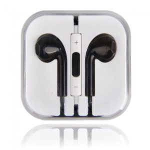 De Apple EarPods con control remoto y micr¨®fono para iPhone / iPad / iPod