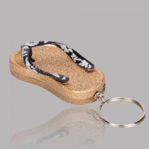 Butano Forma Zapatilla recargable puro encendedor de cigarrillos de Oro