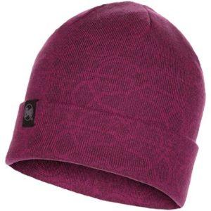 Gorro tricot Púrpura