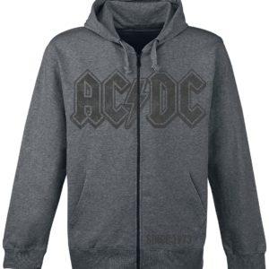 Comprar AC/DC High Voltage - Rock 'N' Roll Sudadera capucha con cremallera Antracita