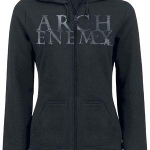 Comprar Arch Enemy BoxSet Chaqueta con capucha Mujer Negro