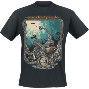 Comprar A Perfect Circle The Depths Camiseta Negro