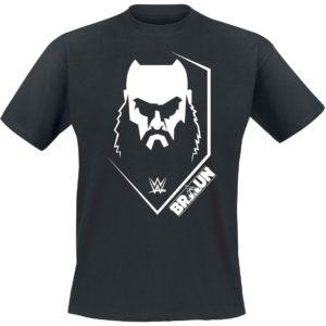 Comprar WWE Braun Strowman - Braun's Beard Camiseta Negro