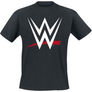 Comprar WWE Logo Camiseta Negro