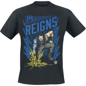 Comprar WWE Roman Reigns - Roman Smash Camiseta Negro
