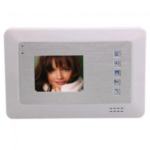 "3.5 ""LCD de la estaci¨®n de Wired video de la puerta de intercomunicaci¨®n tel¨¦fono 1 Monitor"