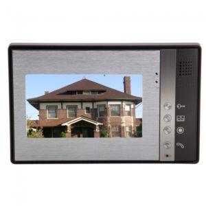 1-Intercom monitor Camera Station 7 Wired Videoportero 1 CCD