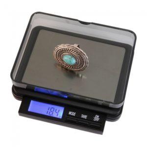 2000g x 0.1g digital de bolsillo escala de la joyer¨ªa