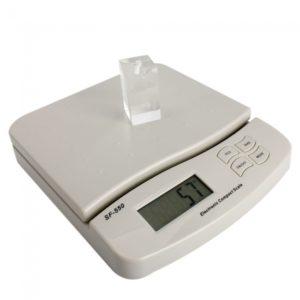 25Kg x 1g LCD Kitchen Diet Food Mail Postal Digital Scale