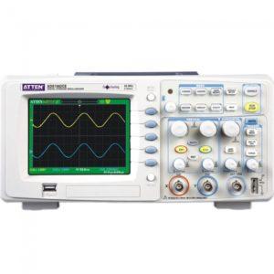 ATTEN ADS1062CE 60Mhz osciloscopio digital 2Ga s