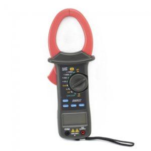 BM802 digital Pantalla LCD mult¨ªmetro de la abrazadera
