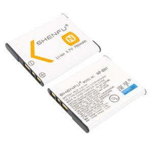 3.6V 630mAh Shenfu Li-Ion Bater¨ªa para Sony NP-BN1