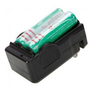 4.2V 600mAh cargador con bater¨ªa 18650 3600mAh 3.7V de litio
